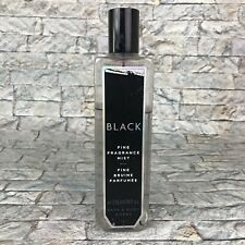 Bath & Body Works BBW Black Fine Fragrance Mist Spray 8 oz
