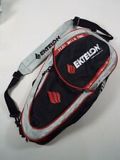 Ektelon Racquetball Bag For Two Raquets Shoulder Strap Tons of Pockets Excellent