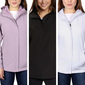Kirkland Signature Soft Shell Fleece Lined Jacket Water Repellent 7411665