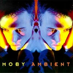 MOBY ambient (CD, album) trance, techno, ambient, very good condition, 1993,