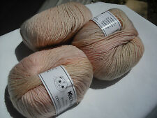 Crystal Palace Knitting Yarn Mini Mochi, Self-striping Merino & Nylon, 50g/180m