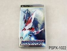 Darius Burst PSP Japanese Import JP Japan Region Free US Seller B