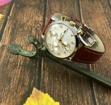 2236) Philip Watch Automatic Chronograph Men's Watch 7750 Swiss Made Used
