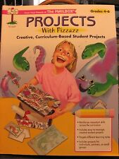 TEACHERS: Projects with Pizzazz (Grades 4-6)