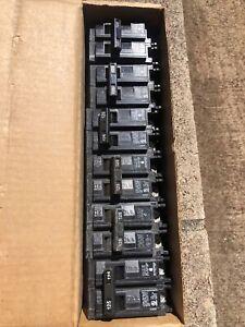 **LOT OF 6** Siemens Q2125 125-Amp Double Pole Type QP Circuit Breaker