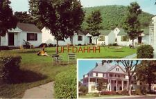 The Colonial Arms Hotel & Motel, Warrensburg, N.Y.