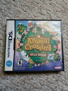 Animal Crossing: Wild World (DS, Authentic, Complete, & Tested)