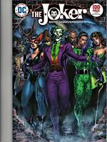 THE JOKER 80TH ANNIVERSARY 100 PAGE SUPER SPECTACULAR #1. NM/MINT. FIRST PRINT