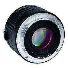 Teleplus 2X Adaptateur C-AF Revêtement Verre Optique pour Objectif Canon EF