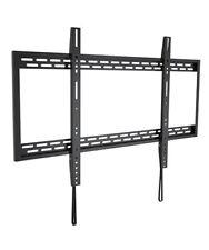 "60 65 70 75 80 90 100"" inch Large Fixed TV Wall Mount Bracket LCD LED FLAT VESA"