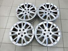 4x Felgen Alufelgen 5X110 6.5X16Zoll ET39 für Opel Zafira B 08-14 13276517