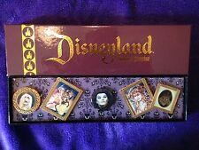 Disney 50th Anniversary Disneyland Haunted Mansion lenticular Pin set LE
