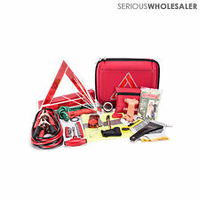 Auto Truck Car Emergency First Aid Roadside Tool Kit for Camping Winter Safety