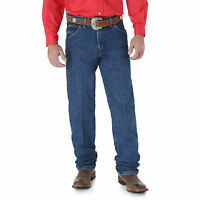 WRANGLER Men's 31MWZ Gold Buckle Cowboy Boot Cut Relaxed Fit Jeans 31MWZGK NWT