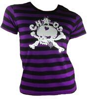 ALIEN /& ARMY SKULL Funky Emo Ska Rockabella T-Shirt M