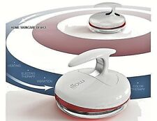 Home skincare device 4 care Heating, Electrotherapy, Vibration and Color therapy