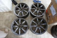 """JDM Watanabe 16"""" banana rims wheels ae86 ta22 datsun long champ ke70 dx ssr r31"""
