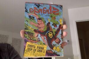 BD Strange 5 juillet 1970 Numéro 7 Mensuel Dardevil Affronte Le Prince des Mers