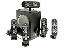 Logitech X-530 PC Computer Speakers