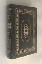 EASTON PRESS Richard Russo EMPIRE FALLS SIGNED Leather SEALED NEW Pulitzer Prize