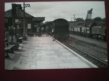 PHOTO  GWR HELSON RAILWAY STATION VIEW TAKEN OFF THE PLATFORM OF THE STATION WIT