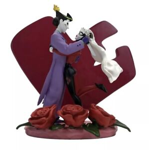 DC Collectibles Joker & Harley Quinn Statue MAD LOVE LIMITED ED. Animated NEW