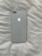 Apple iPhone 8 Plus - 64GB - Silver (Unlocked) A1864 (CDMA + GSM)