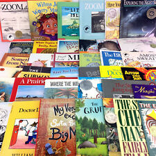 Lot 36 Caldecott Books All Award Winning Picture Storybooks Classic Children Set