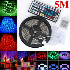 5M LED Strip Light Bars With Remote Control Halloween Christmas Party Decoration
