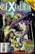 EXCALIBUR   # 90  -  COMIC  -  1996 -  9.4