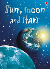 Sun, Moon and Stars (Usborne Beginners), Turnbull, Stephanie, New