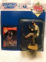 Vintage 1995 ⚾️MLB ROGER CLEMENS Kenner Starting Lineup Boston Red Sox Nib Nos