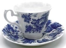 Roy kirkham-anglais chintz tasse à thé et soucoupe