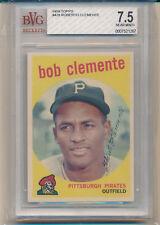 1959 Topps Bob Clemente (HOF) (#478) BVG7.5 BVG