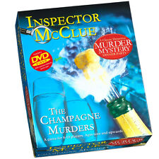 Inspector McClue The Champagne Murders
