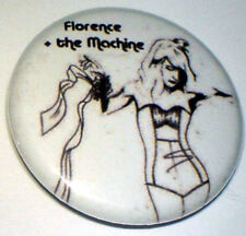 Florence  +/And/& The Machine  25mm Pin Badge FLO7