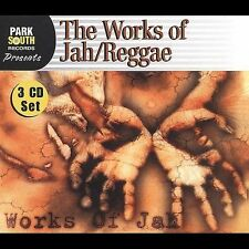 THE WORKS OF JAH/REGGAE (NEW 3CD set) Bob Marley/Gregory Isaacs/Freddie McGregor