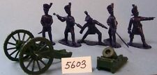 Armies in Plastic 5603 Waterloo 1815 French Old Guard Foot Artillery 1 32