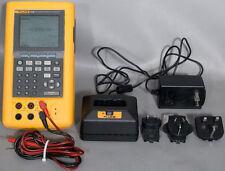 Fluke 743B Documenting Process Calibrator / Meter/Sourcemeter/Voltmeter/DMM+