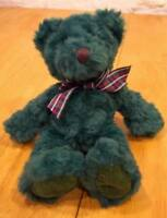 Russ GREEN FOREST THE TEDDY BEAR Plush Stuffed Animal