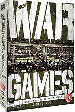 WWE War Games - WCW's Most Notorious Matches [3x DVD] *NEU* DEUTSCH