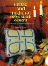 Celtic and Medieval Cross Stitch: A Collection of Inspirational Projects, Wood,