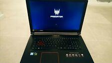 Gamer laptop helios 300 Grafikkarte Nvidia gforce gtx 1050ti
