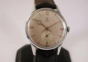Crisp 1940's Mens Tudor by Rolex.