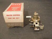 NOS Dole Heater Control Part No. DS-1 Automotive Controls Dole Valve Company