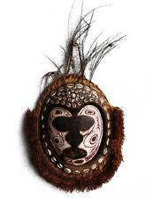 Masque océanien d'origine Sepik ou Madang début XXème