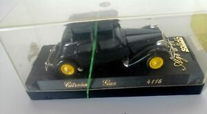 SOLIDO AGE D`OR CITROEN 11 TRACTION AVANT GAS 4116  BOXED MINT