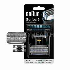 51S BRAUN 8000 Series 5 Activator 360 Complete ContourPro Shaver Foil and Cutter
