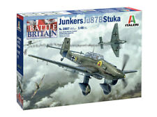 Italeri 2807 Junkers Ju87B Stuka Battle of Britain 1/48 Scale Plastic Model Kit