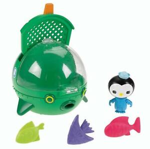 Fisher-Price Octonauts Gup-E Vehicle w/Peso Rescue Mission Race Guppies DEALS